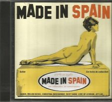 MADE IN SPAIN-DOVER + MELON DIESEL + CHRISTINA ROSENVININGE + SEXY SADIE +