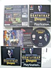 Deathtrap Dungeon PS1 Game