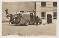 London postcard - London Fire Brigade. Enclosed Dual Purpose Appliance