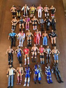 WWE Mattel All Elite Flashback Wrestling Figure Lot WWF AEW