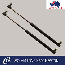 2 x 830mm x 500n Metal Gas Strut Caravan Camper Trailer Ttradesman Toolbox