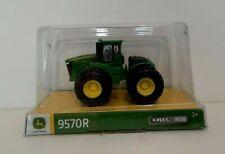 2019-Tomy-9570R John Deere Tractor-ERTL Iron-1:64-Boys-3+