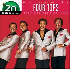 THE FOUR TOPS - CHRISTMAS COLLECTION: 20TH CENTURY MASTERS - CD - Sealed