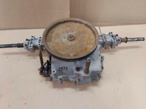 Getriebe 205 510 Hinterachse Rasentraktor Aufsitzmäher