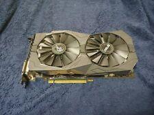 ASUS ROG Strix Radeon RX 570 4GB Overclocked Dual-Fan Graphics Card