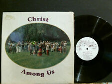 CHURCH OF THE REDEEMER CHOIR  Christ Among Us    LP   Fem Vox  Lovely copy !