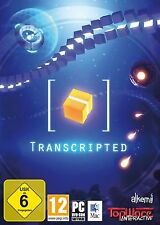 Transcripted [PC | MAC download] - Multilingual [E/F/D/i/S/PL/CZ/RU]