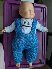 Babypuppe lebensecht