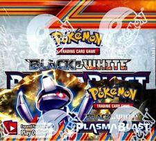 Plasma Blast Black & White Pokemon Booster Box Factory Sealed