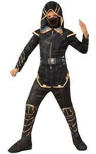 Hawkeye Endgame Avengers 4 Marvel DC comics Fancy Dress Boys Costume