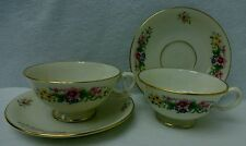 LENOX china AVON S300 pattern CUP & SAUCER - SET of Two (2)
