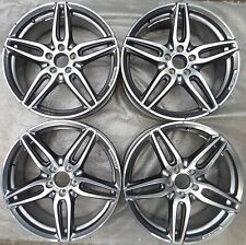 4 Mercedes-Benz Alloy Wheels AMG Rims 8j x 19 Mercedes E-Class w213 a2134012000
