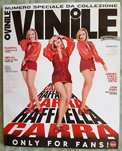 Raffaella Carrà N. Speciale Rivista Vinile 2021 Vasco Rossi Madonna Nirvana 1190
