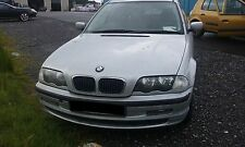 BMW E46 318i 2001 GOOD M43 ENGINE BREAKING FOR PARTS O/S RIGHT N/S LEFT TITAN