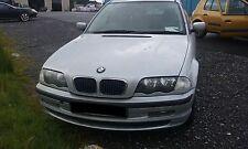 BMW E46 318i 2001 buoni rottura MOTORE M43 PER PARTI O/S Destro N/S rimasti TITAN