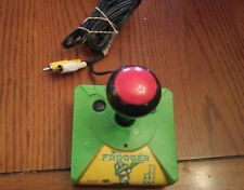 Konami FROGGER Arcade TV Plug and Play Joystick Controller Game (Tested Works)