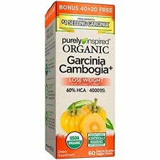 Purely Inspired Garcinia Cambogia Pill Weight Loss Supplements For
