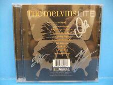 SIGNED The Melvins Lite Freak Puke 2012 CD King Buzzo Dale Crover Trevor Dunn
