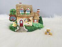 Cherished Teddies Village sweet treats 1996 Sculpture Collection bakery