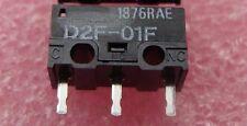 Lot of 4pcs OMRON D2F-01F D2F01F Basic Switch New Free Ship