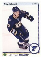 10-11 Upper Deck 20th Anniversary Andy McDonald #30