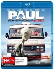 Paul Blu-ray: B (Europe, AU, NZ, Africa...) DVD Movies