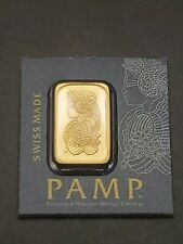 1 Gram Gold Bar Pamp Suisse Lady Fortuna (In Assay) | .9999 | Volume Pricing