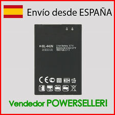 Batería BL-44JN para LG P970 Optimus black / P690 Net / C660 Pro / E510 Hub