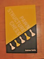 Pawn Structure Chess - Andrew Soltis - like New