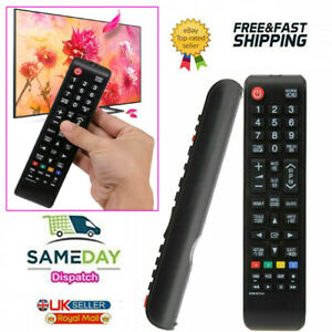 Replacement Samsung Remote Control AA5900741A AA59-00741A LED TV UK