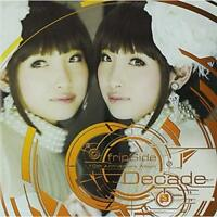 Fripside Decade Japan CD GNCA-1352 2012 OBI