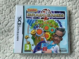 PUZZLER BRAIN GAMES - NINTENDO DS