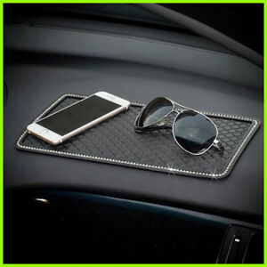 Car Rhinestone Anti Slip Mat, Slip-resistant mat for phone/Keys new 2021