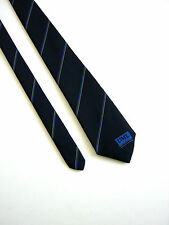 DML DEVONPORT  MADE IN ENGLAND CRAVATTA TIE VINTAGE 80