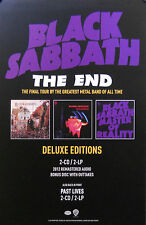 BLACK SABBATH, THE END POSTER (J2)