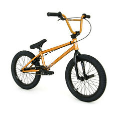 "FLYBIKES Nova 18"" Orange Freestyle BMX Bike Kids Small BMX, Mini BMX Cheap, Good"