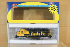 ATHEARN 94704 DCC FITTED SANTA FE AT&SF GP 40X DIESEL LOCO 3802 MINT BOXED nn