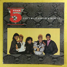 5 Star - Can't Wait Another Minute - Five Star - Tent Records PT-40698 Ex
