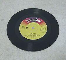 Disneyland Record Lbl - The Three Little Pigs 303 YellowRainbow Label 33 1/3 Rpm