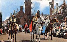 BT2661 horses chevaux Processie van het h Bloed Brugge      Belgium