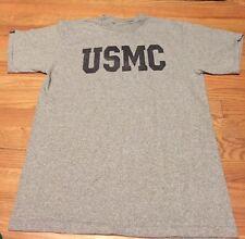 Vintage Usmc Us Marine Corp Cotton Exchenge Brand 10% Rayon Soft T Shirt. Sz. M