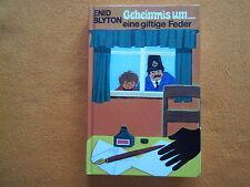Enid Blyton Geheimnis um eine giftige Feder kleinere Ausgabe Tosa Verlag