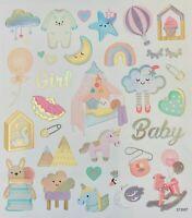 TN Stickers Journaling Fashion Girl planner stickers Deco Bujo stickers B62