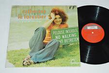 CATHERINE LeFORESTIER Le pays de ton corps LP 1971 Philips Canada 6399.003 VG+