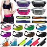 Sports Running Waist Pouch Bag Fanny Pack Travel Belt Zipper Bum Bags Bumbags