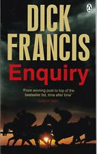 ENQUIRY BY DICK FRANCIS PAPERBACK BOOK