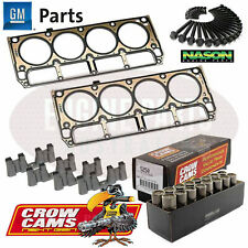Holden LS3 / L98 GM Head Gaskets Nason Bolts Crow Cams Roller Lifters & Guides