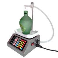 CSY-1810 Weighing automatic Quantitative Liquid Filling Machine 110V-220V