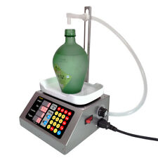 More details for csy-1810 weighing automatic quantitative liquid filling machine 110v-220v