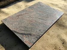 Couchtischplatte Marmorplatte Granitplatte Juparana  Struktur Maserung f. Tisch